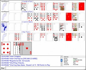 free canasta game against computer